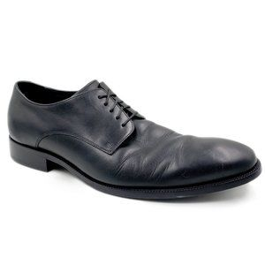 Cole Haan Black Leather Oxford Dress Shoes 15M